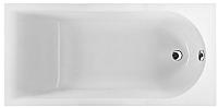 Ванна акриловая Kolo Mirra 160x75 / XWP3360-001 (с ножками и подголовником) -