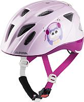 Защитный шлем Alpina Sports Ximo Flash Happy-Owls / A9710-54 (р-р 47-51) -