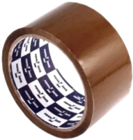 Скотч Klebebander 228/36/6 (коричневый) -