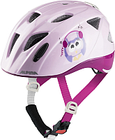 Защитный шлем Alpina Sports Ximo Flash Happy-Owls / A9710-54 (р-р 49-54) -