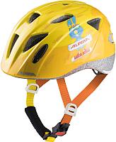 Защитный шлем Alpina Sports Ximo Orange-Rabbit / A9711-55 (р-р 47-51) -