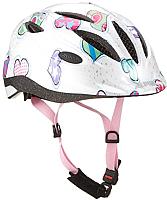 Защитный шлем Alpina Sports 2020 Gamma 2.0 Hearts / A9692-12 (р-р 51-56) -