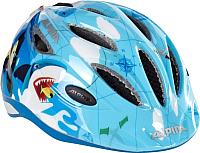 Защитный шлем Alpina Sports 2020 Gamma 2.0 Flash Pirate / A9693-84 (р-р 51-56) -