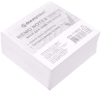 Блок для записей Darvish DV-11602 (белый) -