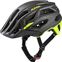 Защитный шлем Alpina Sports Garbanzo / A9700-34 (р-р 57-61, черный/желтый) -