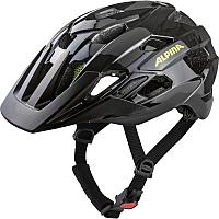 Защитный шлем Alpina Sports Anzana / A9730-30 (р-р 52-57, черный/желтый) -