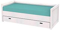 Каркас кровати ММЦ Люмио 61728 (белый воск) -