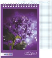 Блокнот Darvish Цветы / DV-5414 (48л) -