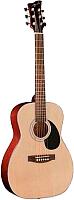 Акустическая гитара Jay Turser JJ43-N -