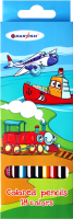 Набор цветных карандашей Darvish Веселое путешествие / DV-4803-18 (18шт) -