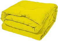 Одеяло Unison Wow 140x205 / 86309-1 (миткаль, желтый) -