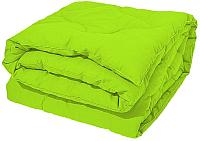 Одеяло Unison Wow 140x205 / 86111-9 (миткаль, салатовый) -