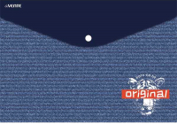 Папка-конверт deVente Born To Be Original / 3071991 -