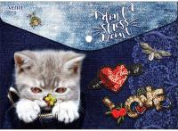 Папка-конверт deVente Cat / 3071543 -