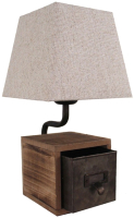 Прикроватная лампа Lussole Loft Kenai GRLSP-0512 -