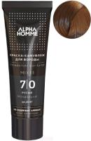 Краска для бороды Estel Alpha Homme 7/0 русый (40мл) -