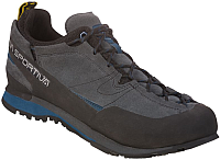 Трекинговые кроссовки La Sportiva Boulder X 838900618 (р-р 43.5, карбон/опал) -