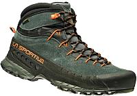 Трекинговые кроссовки La Sportiva TX4 Mid GTX 27E900304 (р-р 46.5, карбон) -