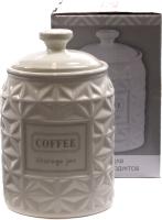 Емкость для хранения Home Line Coffee / HC1904155-6C -