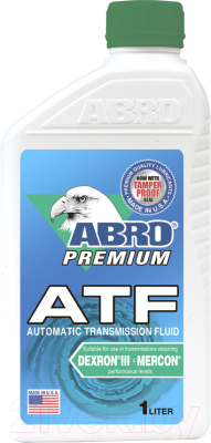 Трансмиссионное масло Abro