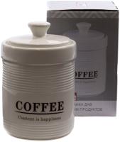 Емкость для хранения Home Line Coffee / HC1904161-6.5C -