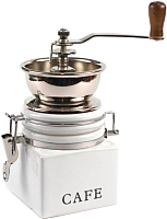 Кофемолка механическая Toro 263549 (белый) -