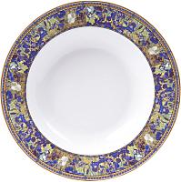 Тарелка столовая глубокая Белбогемия Ван Гог. Ирисы RN10096-Z021 / 86262 -