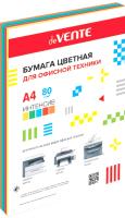 Бумага deVente 2072415 (5цв) -