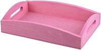 Поднос Белэкспоформ 1868 (розовый) -
