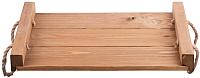 Поднос Белэкспоформ 1869.1 (коричневый) -