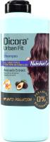Шампунь для волос Dicora Для всех типов волос с растительным кератином (400мл) -