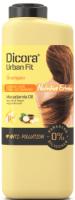 Шампунь для волос Dicora Для поврежденных волос с растительным кератином (400мл) -