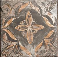 Декоративная плитка Mainzu Ricordi Nero (200x200) -
