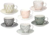 Набор для чая/кофе Tognana Iris/Alicia / IR685375565 (12пр) -