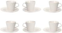 Набор для чая/кофе Tognana Kaleidos/White / KS085010000 -