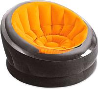 Надувное кресло Intex Empire Chair 66581 (ремкомплект, оранжевый) -