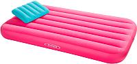 Надувной матрас Intex Cozy Kidz Airbeds (розовый) -