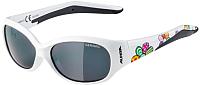 Очки солнцезащитные Alpina Sports Flexxy Kids / A84664-10 (белый) -