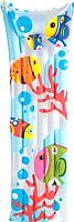Надувной матрас для плавания Intex 59720NP (рыбки) -