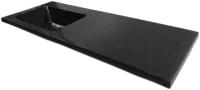 Умывальник Elmar R-07 L (черный Q4) -