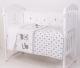 Комплект постельный в кроватку Топотушки Друзья / 342/2 (серый) -