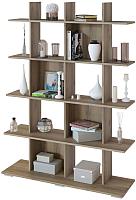 Стеллаж Сокол-Мебель СТ-5 (дуб делано) -