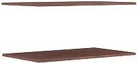 Комплект полок для шкафа Уют Сервис Гарун П103 (2шт, ясень шимо) -