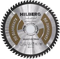 Пильный диск Hilberg HL185 -