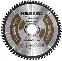 Пильный диск Hilberg HL190 -