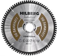 Пильный диск Hilberg HL210 -
