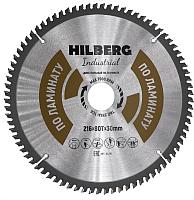 Пильный диск Hilberg HL216 -