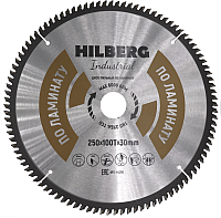 Пильный диск Hilberg HL250 -