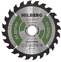 Пильный диск Hilberg HW200 -