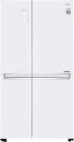 Холодильник с морозильником LG GC-B247SVDC -